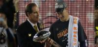 La defensa de los Broncos anula a Newton y da la despedida soñada a Manning