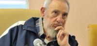 Fidel Castro reaparece en un acto público