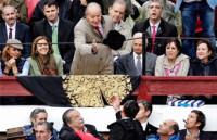 Juan Carlos I, los mariquitas no cazan ni torean