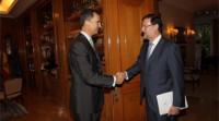 Rajoy mantendrá hoy su primer despacho con Felipe VI en Marivent