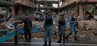 Al menos 42 muertos en cuatro atentados perpetrados en Kabul