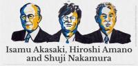 Nobel de Física 2014 para tres profesores japoneses