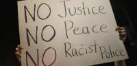 Nueva noche de protestas en California