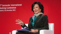 Las acciones del Banco Santander volverán a cotizar hoy a la apertura del mercado