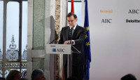 Rajoy pide que el Parlamento catalán elija un