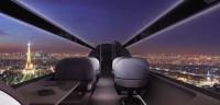 Una compañía francesa diseña el primer avión transparente
