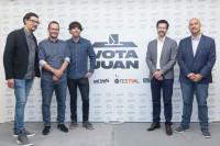 TNT España presenta en Vitoria 'Vota Juan', su primera serie