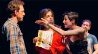 'Un balcón con vistas' estrena su sexta temporada en el Teatro Quevedo de Madrid