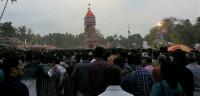 Al menos 102 muertos en un incendio en el templo indio de Puttingal