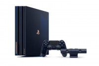 Sony presenta la edición limitada Playstation 4 Pro 500 Million