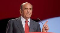 Fallece el presidente del Banco Santander, Emilio Botín