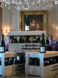 El Champagne en España