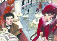 Un paseo por el París de los años 20 de la mano de María Herreros y Màxim Huerta