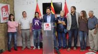 EUPV ratifica sus listas para el 24-M con Ignacio Blanco, López Barceló y Jesús Monleón como cabezas de cartel