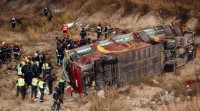 Imputado el conductor del autobús accidentado en Murcia por homicidio imprudente