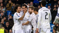 Real Madrid - Ludogorets: Pleno a ritmo de récord (4-0)