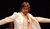 """Rafael Amargo celebra 10 años de """"Ópera y Flamenco"""""""