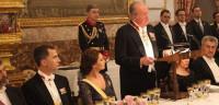 El Rey garantiza el compromiso del Príncipe con Iberoamérica