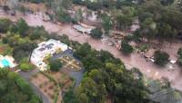 Las fuertes inundaciones en California dejan 17 muertos