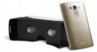 LG presenta casco de realidad virtual para competir con Oculus y Gear VR