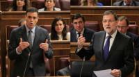 Rajoy, a Pedro Sánchez: