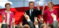 El candidato de la oposición vence contra pronóstico en Polonia