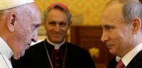 El Papa pide a Putin un