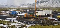 Científicos logran convertir CO2 atmosférico en roca en Islandia