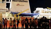 La Marina italiana ordena al 'Aquarius' que detenga máquinas entre Italia y Malta