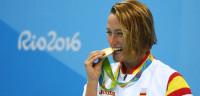 Belmonte se lleva el oro en los 200 mariposa
