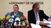 Grau reta al PSPV en el Ayuntamiento de Valencia a dimitir en bloque cuando sea absuelto