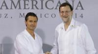 Rajoy presume en México de sus medidas anticorrupción