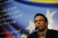 Capriles será el candidato de la MUD en Venezuela