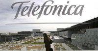 Telefónica reduce a la mitad su beneficio en el primer trimestre hasta 748 millones de euros