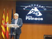 La Bodega Pirineos celebra su 25 aniversario