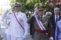 El Rey no acudirá a la proclamación de Felipe VI