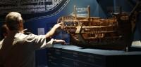 El tesoro del Odyssey se exhibe en el Museo Arqueológico Nacional
