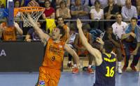 El Valencia Basket iguala la semifinal del 'play-off'