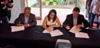 PSPV, Compromís y Podemos firman un acuerdo para Valencia