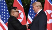 Trump y Kim mantienen un histórico encuentro en Singapur