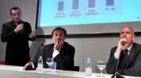 Laporta sería presidente del Barça según una encuesta de Benedito