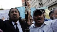 Las leyes sobre blasfemia de Pakistán mataron a la pareja cristiana