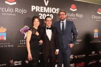 Un toledano se alza con el premio al mejor libro de poesía en los V Premios Círculo Rojo