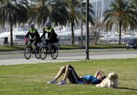 Siete días de buen tiempo en toda España