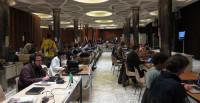 Más de 5.000 periodistas esperan la fumata blanca