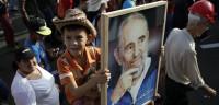 Reaparece Fidel Castro
