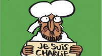 'Charlie Hebdo' vuelve tras el atentado con Mahoma en portada