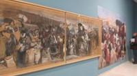 Los bocetos de las Visiones de España sacan a la luz el Sorolla más