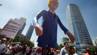 Miles de mexicanos salen a la calle contra Trump y Peña Nieto