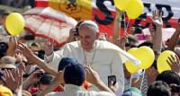 El Papa dice que las secesiones deben estudiarse